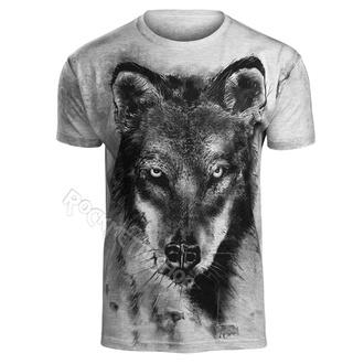 tričko pánske ALISTAR - Wolf