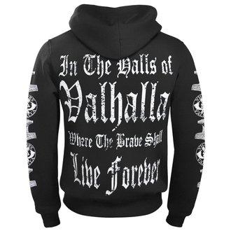 mikina pánska VICTORY OR VALHALLA - THOR'S HAMMER, VICTORY OR VALHALLA