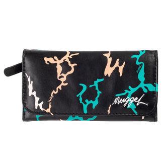 peňaženka NUGGET - ARLEN - B - 2/26/38 - Black, NUGGET