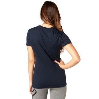 tričko dámske FOX - Draftr SS Crew - Midnight, FOX