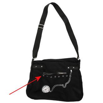 taška (kabelka) DEAD THREADS - Black - POŠKODENÁ, DEAD THREADS