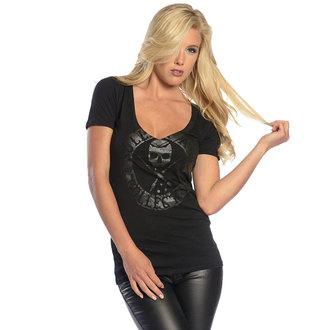 tričko dámske SULLEN - BOH HD - BLACK, SULLEN