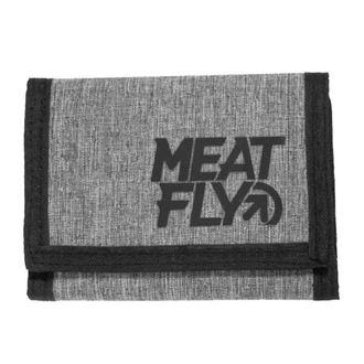 peňaženka MEATFLY - ARROW - E - 1/26/55 - Heather Grey Black, MEATFLY