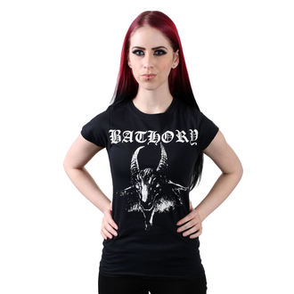 tričko dámske Bathory - Goat, PLASTIC HEAD, Bathory