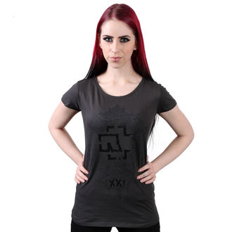 tričko dámske RAMMSTEIN - dark grey, RAMMSTEIN, Rammstein