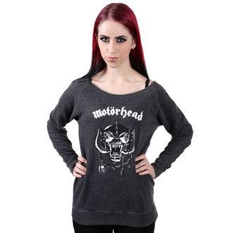 mikina dámska Motörhead - Logo Burnout Open Edge, Motörhead