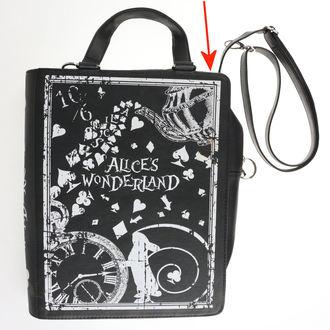 taška (kabelka) POIZEN INDUSTRIES - ALICE - BLACK - POŠKODENÁ, POIZEN INDUSTRIES