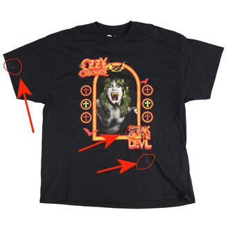 tričko pánske Ozzy Osbourne - Speak Of the Devil - POŠKODENÉ, ROCK OFF, Ozzy Osbourne