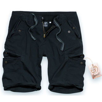 kraťasy pánske BRANDIT - Iron Vintage Shorts Black, BRANDIT