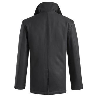 kabát pánsky SURPLUS - PEA - Black - 20-4030-03
