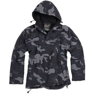 bunda (vetrovka) SURPLUS - WINDBREAKER - BLACK CAMO, SURPLUS