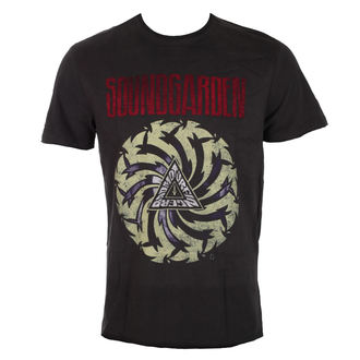 tričko pánske SOUNDGARDEN BADMOTORFINGER - CHARCOAL - AMPLIFIED, AMPLIFIED, Soundgarden