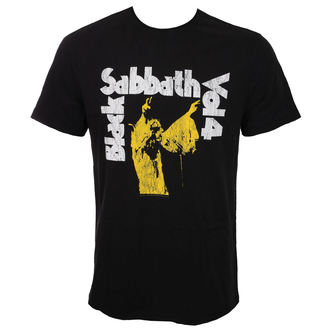 tričko pánske BLACK V SOBOTU - BLACK - AMPLIFIED, AMPLIFIED, Black Sabbath