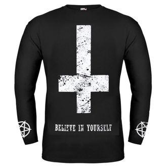 tričko pánske s dlhým rukávom AMENOMEN - BELIEVE IN YOURSELF, AMENOMEN