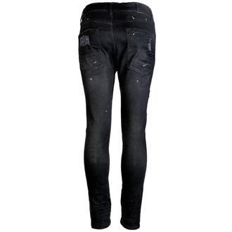 nohavice (UNISEX) DISTURBIA - BLEACH, DISTURBIA