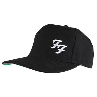 šiltovka FOO FIGHTERS - LOGO 2015 - PLASTIC HEAD, PLASTIC HEAD, Foo Fighters