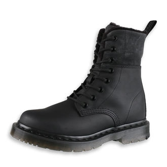 topánky zimný DR. MARTENS - 8-dírkové - 1460 Kolbert - black