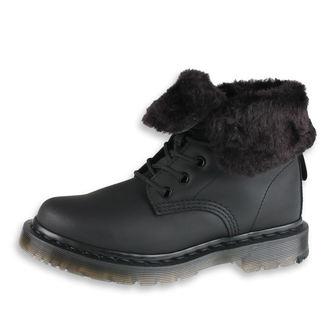 topánky zimný DR. MARTENS - 8-dírkové - 1460 Kolbert - black, Dr. Martens