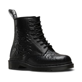 topánky Dr. Martens - 8 dierkové - Joy Division - 1460 Black - Unknown Smooth, Dr. Martens, Joy Division