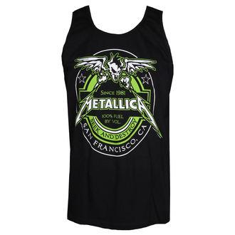 tielko pánske Metallica - 100% Fuel - Black, NNM, Metallica