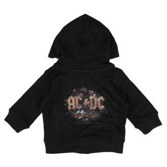 mikina detská AC/DC - Rock or bust - Metal-Kids, Metal-Kids, AC-DC