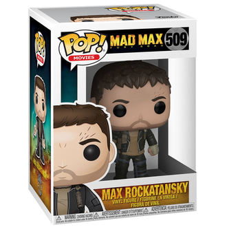 figúrka Šialený Max - Fury Road POP! - Max with Gun, POP