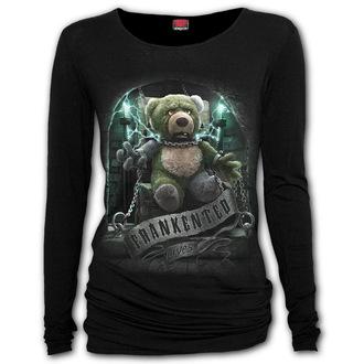 tričko dámske s dlhým rukávom SPIRAL - FRANKENTED, SPIRAL
