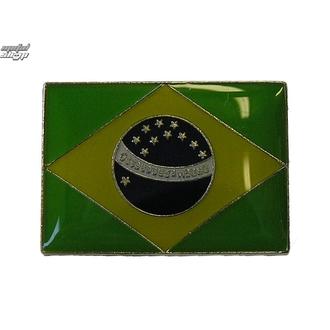 pripináčik Vlajka Brazil - RP - 104