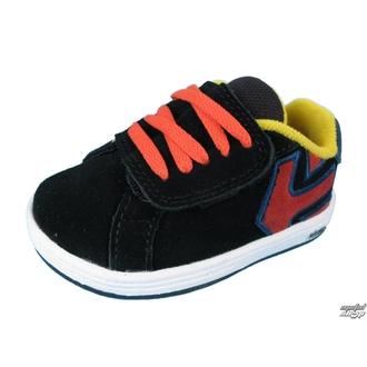 boty dětské ETNIES - Toddler Fader, ETNIES