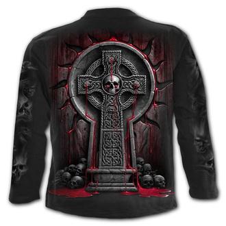 tričko pánske s dlhým rukávom SPIRAL - BLEEDING SOULS, SPIRAL