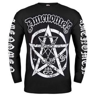 tričko pánske s dlhým rukávom AMENOMEN - PENTAGRAM, AMENOMEN