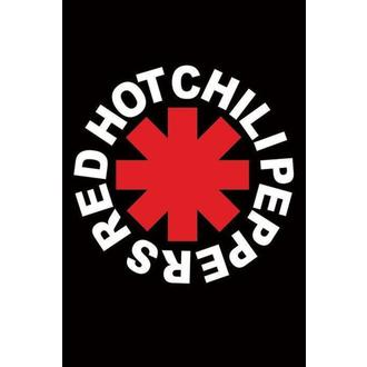 plagát - Red Hot Chili Peppers (Logo) - PP31764 - Pyramid Posters
