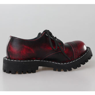 4fc3e18e25bb topánky dámske IRON FIST - Bat Wing Boot Red Velvet - 70751IFLLIC ...