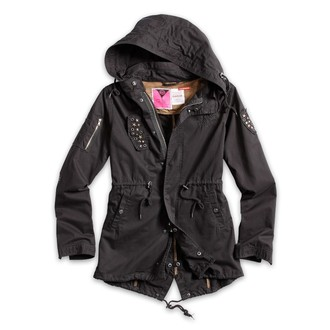 bunda dámska SURPLUS - Parka - Black, SURPLUS