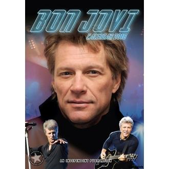 kalendár na rok 2018 BON JOVI, Bon Jovi
