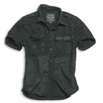 košele SURPLUS - 1/2 Vintage Shirt - Black - 06-3590-63
