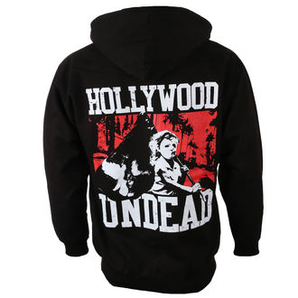 mikina pánska HOL LYWOOD undead - DIRTY - PLASTIC HEAD, PLASTIC HEAD, Hollywood Undead