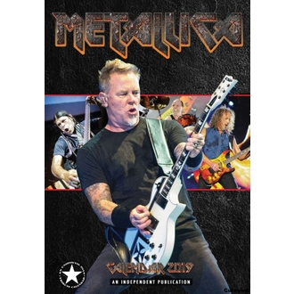 kalendár na rok 2019 - Metallica, NNM, Metallica