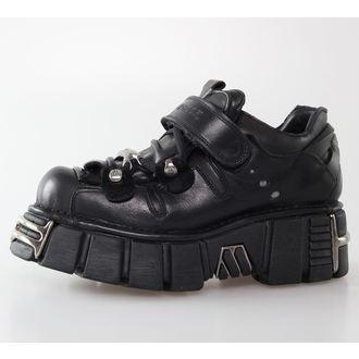topánky NEW ROCK - Bolt Shoes (131-S1) Black, NEW ROCK