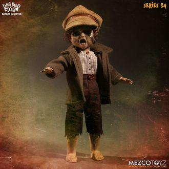 bábika Living Dead Dolls - The Time Has Come To Tell The Tale - Tommy Knocker, LIVING DEAD DOLLS