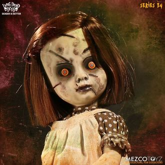 bábika Living Dead Dolls - The Time Has Come To Tell - Ash Lee, LIVING DEAD DOLLS