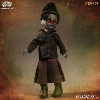 bábika Living Dead Dolls - The Time Has Come To Tell The Tale - Soot, LIVING DEAD DOLLS