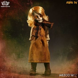 bábika Living Dead Dolls - The Time Has Come To Tell The Tale - Canary, LIVING DEAD DOLLS