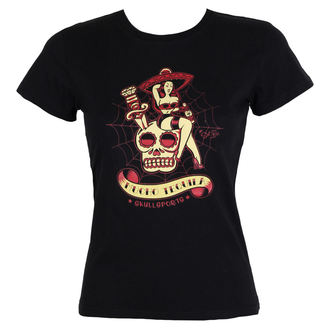tričko dámské SKULLSPORTS - Skullsports Girlie T-Shirt, SKULLSPORTS