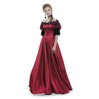 šaty dámske PUNK RAVE - Ruby Gothic, PUNK RAVE