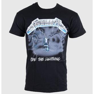 tričko pánske Metallica - Ride Lightning - LIVE NATION - 0090