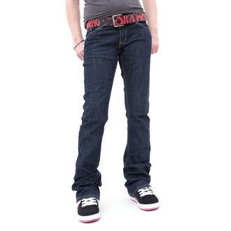 kalhoty dámské (jeansy) ETNIES - Booted, ETNIES