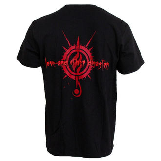 tričko pánské Sonic Syndicate - Love And Other Disasters TS - 153176, NUCLEAR BLAST, Sonic Syndicate