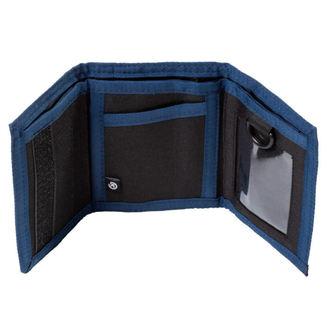 peňaženka MEATFLY - LANCE - E - 1/26/55 - Heather Grey Blue Black, MEATFLY