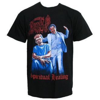 tričko pánske Death - Spiritual Healing, RAZAMATAZ, Death